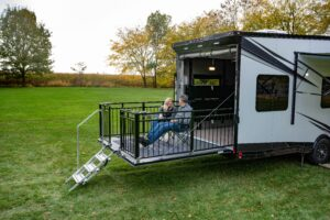 RVs with Porches